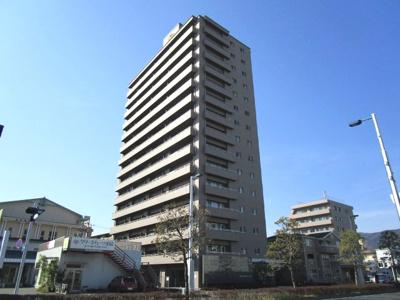 高知市ペット可分譲マンション ロイヤルガーデン高知駅前 2階 3LDK 西南角部屋