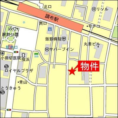 【地図】MOMOKI