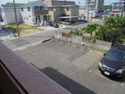 【駐車場】メゾン・ド・グローバル