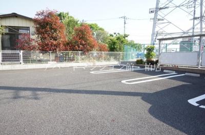 【駐車場】ラフレシールⅡ