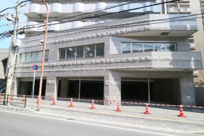 【エントランス】ルミエール八尾駅前1階店舗