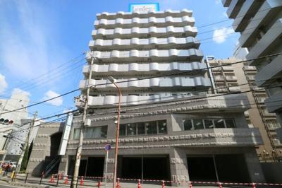 【外観】ルミエール八尾駅前1階店舗