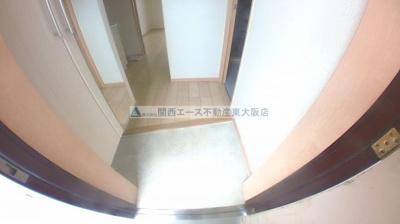 【玄関】ディオーネ・ジエータ・長堂