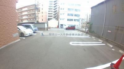 【駐車場】ディオーネ・ジエータ・長堂