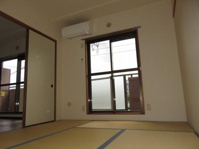【寝室】田沼レジデンス6