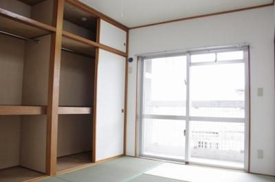 ※写真は203号室(実際のお部屋の反転タイプ)