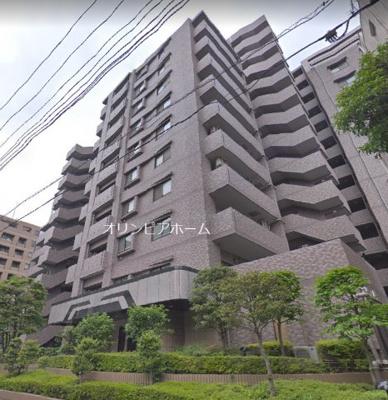 【外観】ライオンズマンション門前仲町古石場 9階 木場駅8分