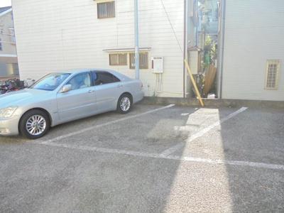 【駐車場】ラ・プラスラナ