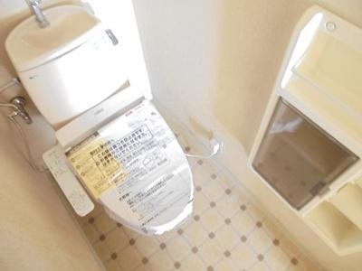 【トイレ】ラ・プラスラナ
