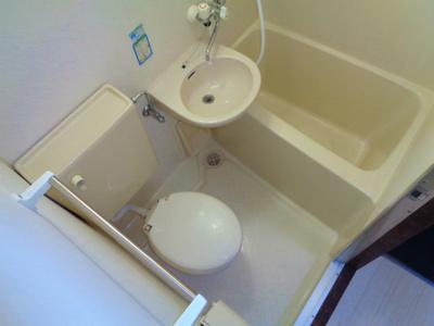 【浴室】ハイツ・エムーユ
