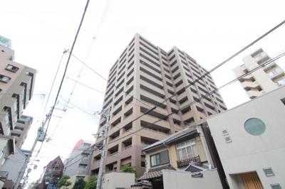 ステイツアクス阿倍野鶴ヶ丘 鉄骨鉄筋コンクリート造 14階建