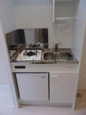ハーモニーテラス桜台のコンパクトなキッチンで掃除もラクラク(システムキッチン)☆