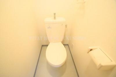 【トイレ】大嵜レジデンス福島