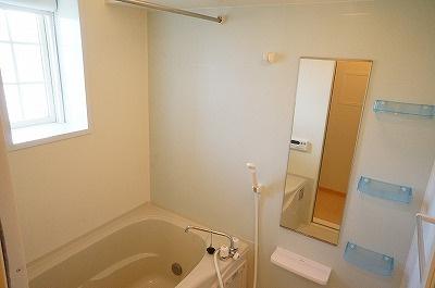 【浴室】メゾンクレールⅢ