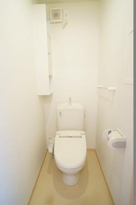 【トイレ】メゾンクレールⅢ