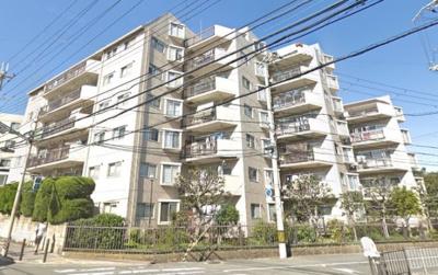 【現地写真】 鉄骨鉄筋コンクリート造の8階建♪ 駅近くの陽当たりの良いマンションとなっております♪