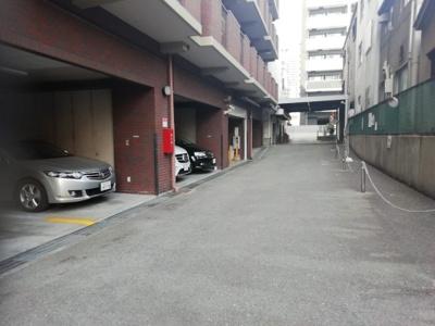 【駐車場】松屋町グランドハイツ