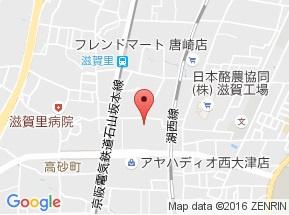 【地図】マジコール コーポ
