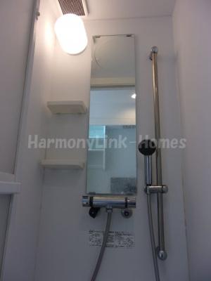 サヴォイ渋谷本町のきれいなシャワールームです☆