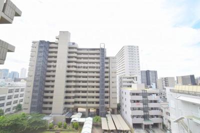 【展望】グリーンシティOSAKA1号棟