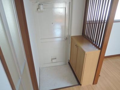 【玄関】中井マンション