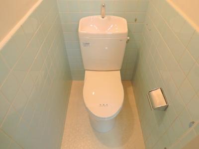 【トイレ】中井マンション