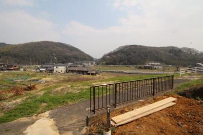 【展望】玉島陶 倉庫付き戸建