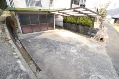 【駐車場】玉島陶 倉庫付き戸建