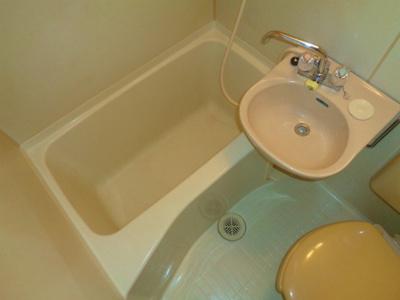 【浴室】コーポ愛