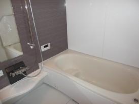 【浴室】ウッドブリッジ(D-room)