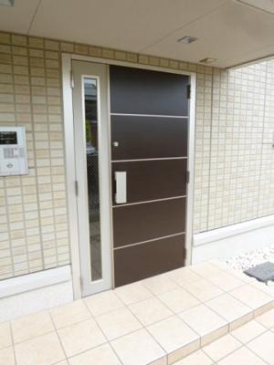 【エントランス】ウッドブリッジ(D-room)