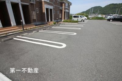 【駐車場】ブライトメアリー Ⅳ