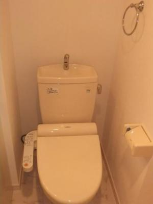 ベル・ルミエールのトイレ