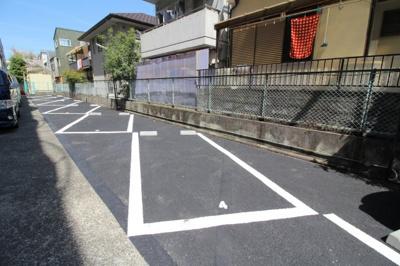 【駐車場】ハイツウエハラ