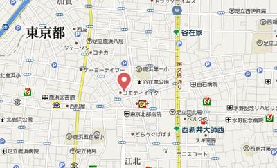 【地図】Cloud9(クラウドナイン)