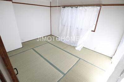 【寝室】久保興産ビル