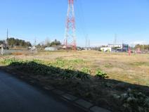 坂戸市青木 建築条件なし売地 東武東上線『若葉駅』より3.8km 【三芳野小学区】の画像