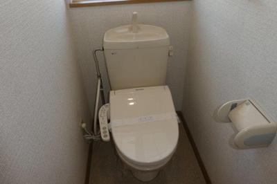 【トイレ】ハイムサンビレッジC