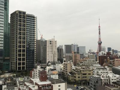 【展望】THE ROPPONGI TOKYO CULB RESIDENCE