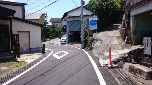【前面道路含む現地写真】薊野東町