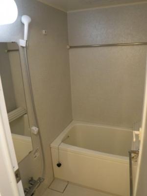 【浴室】フローラル中葛西Ⅴ