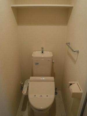 【トイレ】フローラル中葛西Ⅴ