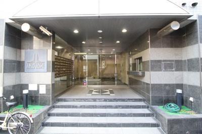 【エントランス】朝日プラザツインテージ神戸EAST