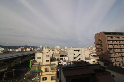 【展望】朝日プラザツインテージ神戸EAST
