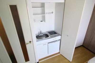 【キッチン】朝日プラザツインテージ神戸EAST