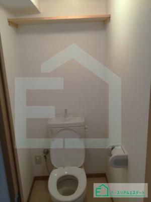 【トイレ】ピオーネハイツ