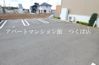 【駐車場】アマポーラⅡ