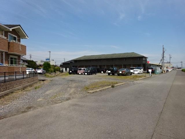 【外観】算所町月極駐車場