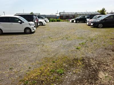 【駐車場】算所町月極駐車場
