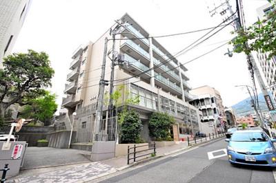 【外観】アーバンエース六甲山田パル